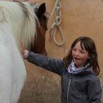 pferdehof ranch fincaurlaub ferien auf dem pferdehof in mallorca reiturlaub finca pferd reiten erlebnisse caballo blanco son bages