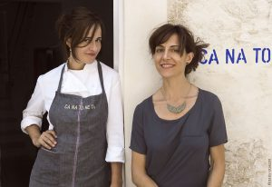 cooking sisters canatoneta authentic seasonal intimate recommendation going out in wine dine foodie original restaurant cosy interior mallorquin cuisine spices gewürz traditional artisan withlove mediterranean mallorca small nachhaltig holiday geheimtipp alternative secret local majorca foodies goodies healthyfood caimari solivellas sisters local garden