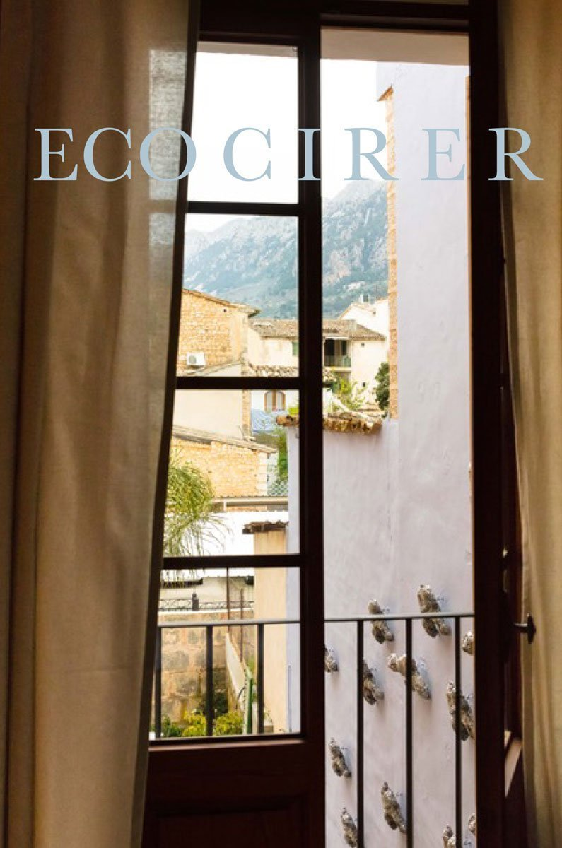 eco cirer ecocirer hotel art sustainable organic conscioustraveler natural biodiversity diversity environment nature authentic buylocal crueltyfree foodforthought handcraft healthyfood healthy islandlife local mallorquin mallorca natural traditional tradition countrylife sustainable respectful quality welfare giveback soller serradetramuntana