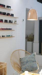 calmslowbeauty cosy studio fairtrade organic manicure pedicure wellbeing massage crueltyfree relax indulge facial essentialoils massage calm quiet tranquility beauty wellness mallorca peace aromatherapy treatment holiday relax calm geheimtipp alternativ eco organic plantbased secret local majorca sustainable individual