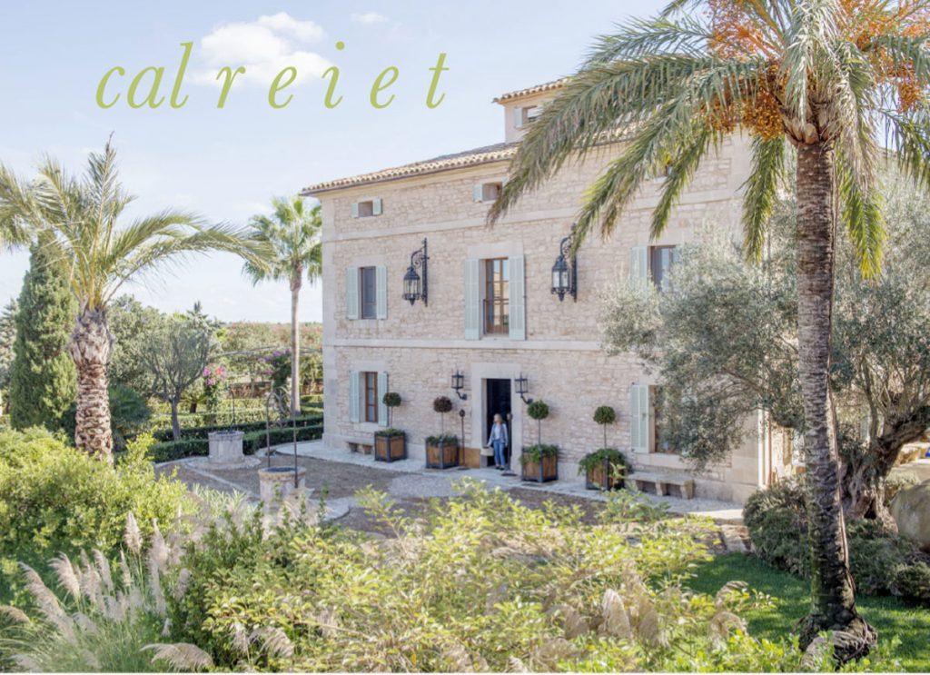 Finca Holidays Mallorca - Cal Reiet