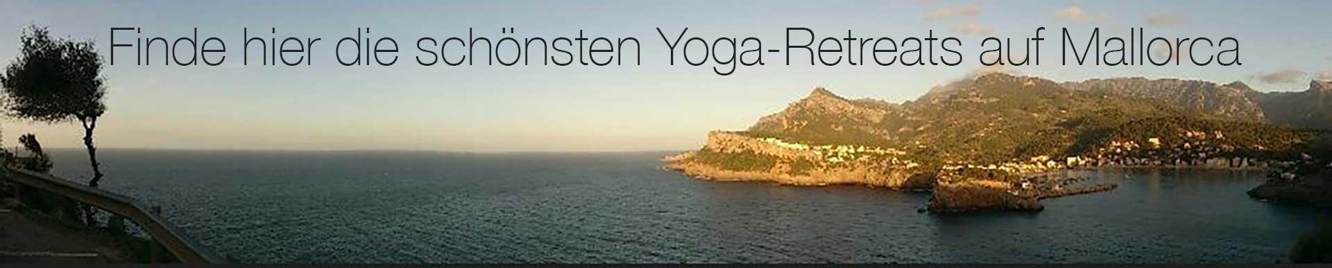 Yoga retreats auf Mallorca buchen