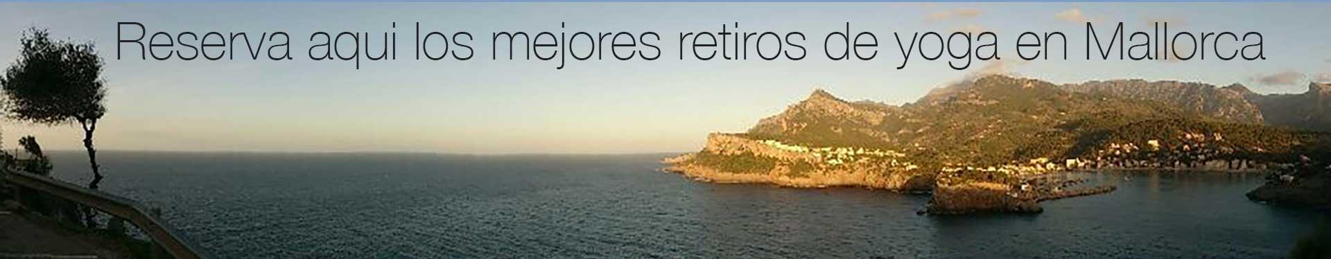 reserva retiros de yoga en Mallorca aqui