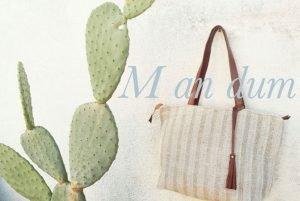 mandum bags mallorca textiles design made in spain