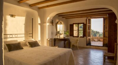 son ru finca monastery retreat exclusive luxury deia holiday resort seaview events special pool garden nature pure calmness hidden escapes secret spots tipps authentic urlaub kloster olivar getaway home
