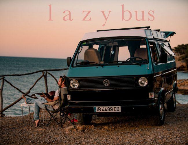 Rent a vintage VW Campervan - Lazy Bus on Mallorca | Mallorcalma