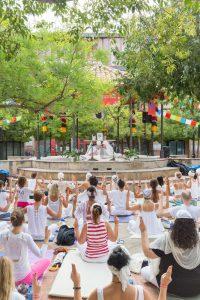 kundalini yoga studio palma de mallorca guru jagat boutique cafe festival plaza