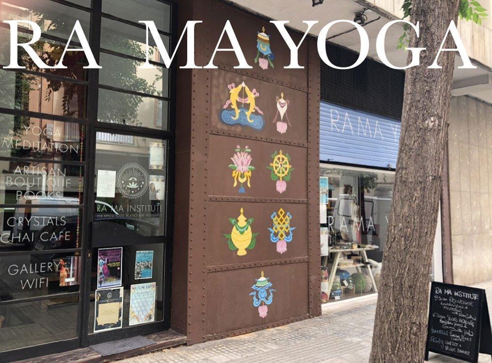 Yoga Centro en Mallorca - RA MA