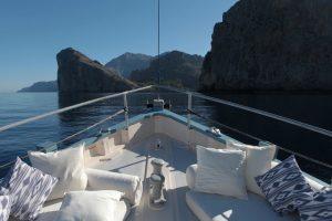 Bonnie Lass Charter, klassische Boote für Tagestrips mit Skipper