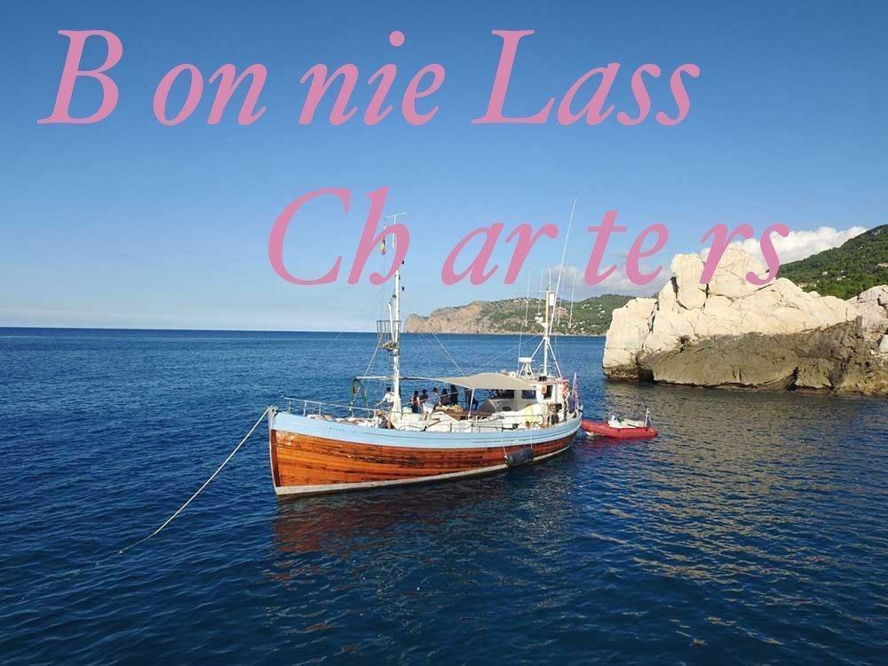vintage charter boat majorca