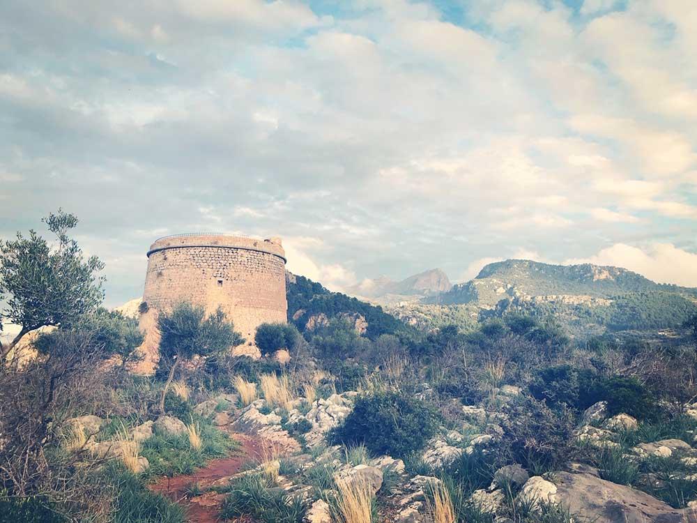 Wachturm Mallorca Sierra de Tramuntana