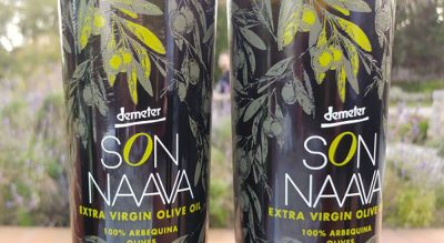 Olivenöl aus Mallorca, Preisgekrönt, biodynamisch, Demeter zertifikat