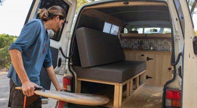 Vermietung von camper vans auf Mallorca