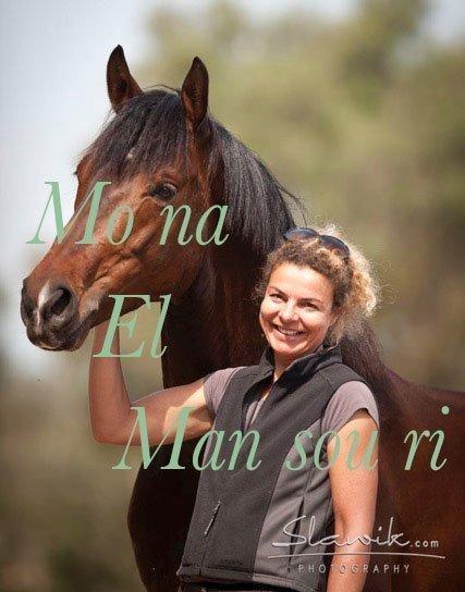 Personal coach Mallorca - coaching con caballos