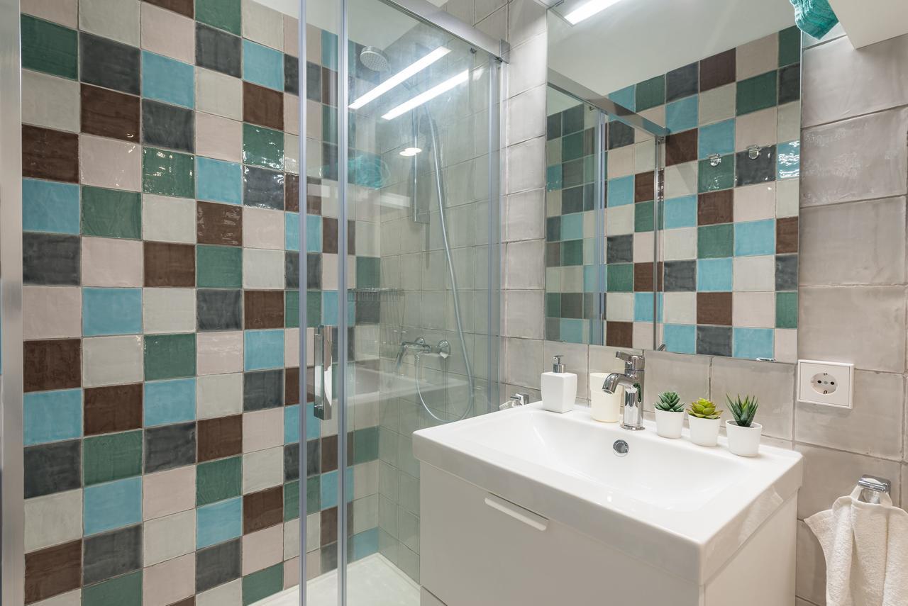 Apartamento Cala Tuent, Mallorca, baño