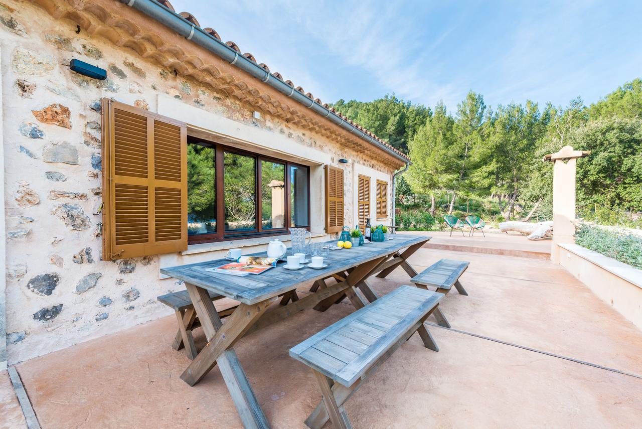 Apartamento vacacional Cala Tuent Mallorca