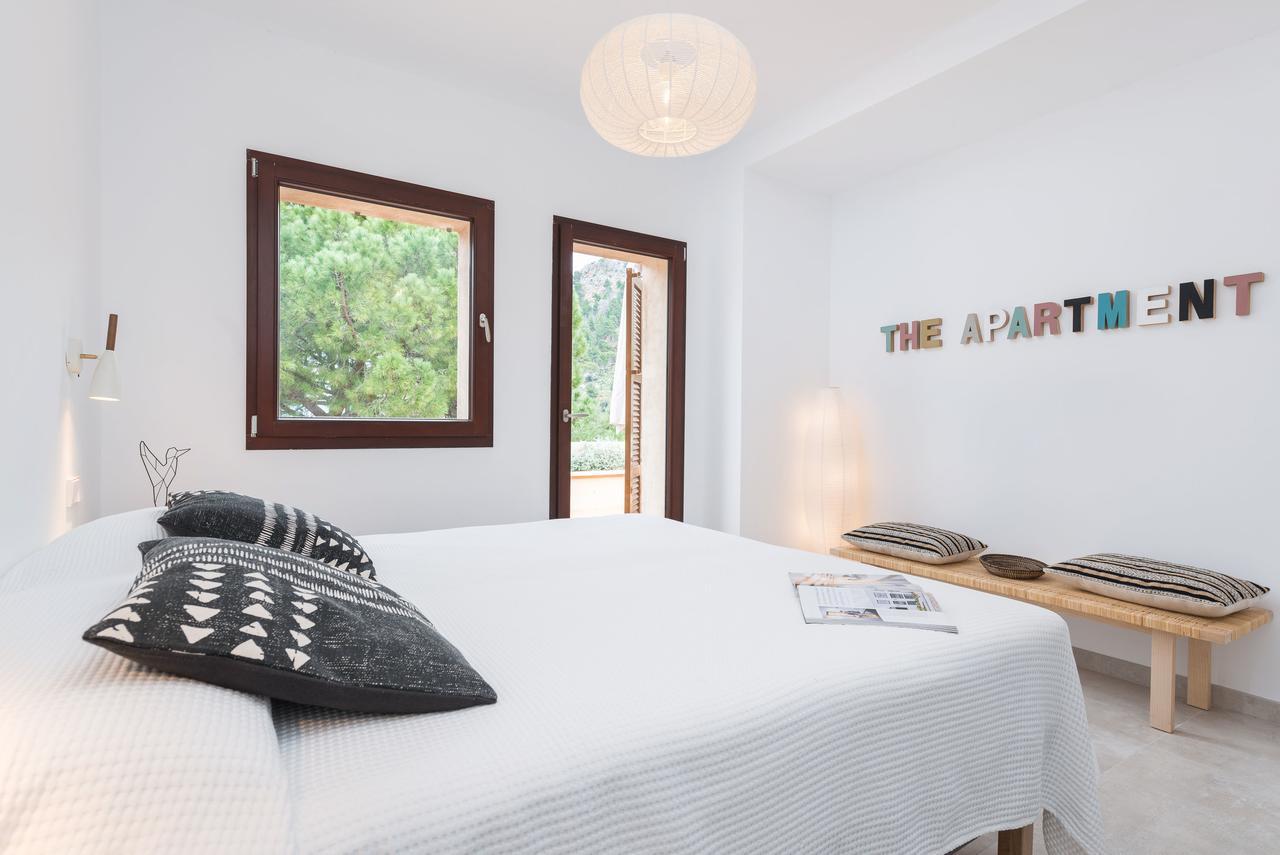 dormitorio Apartamento vacacional Cala Tuent Mallorca