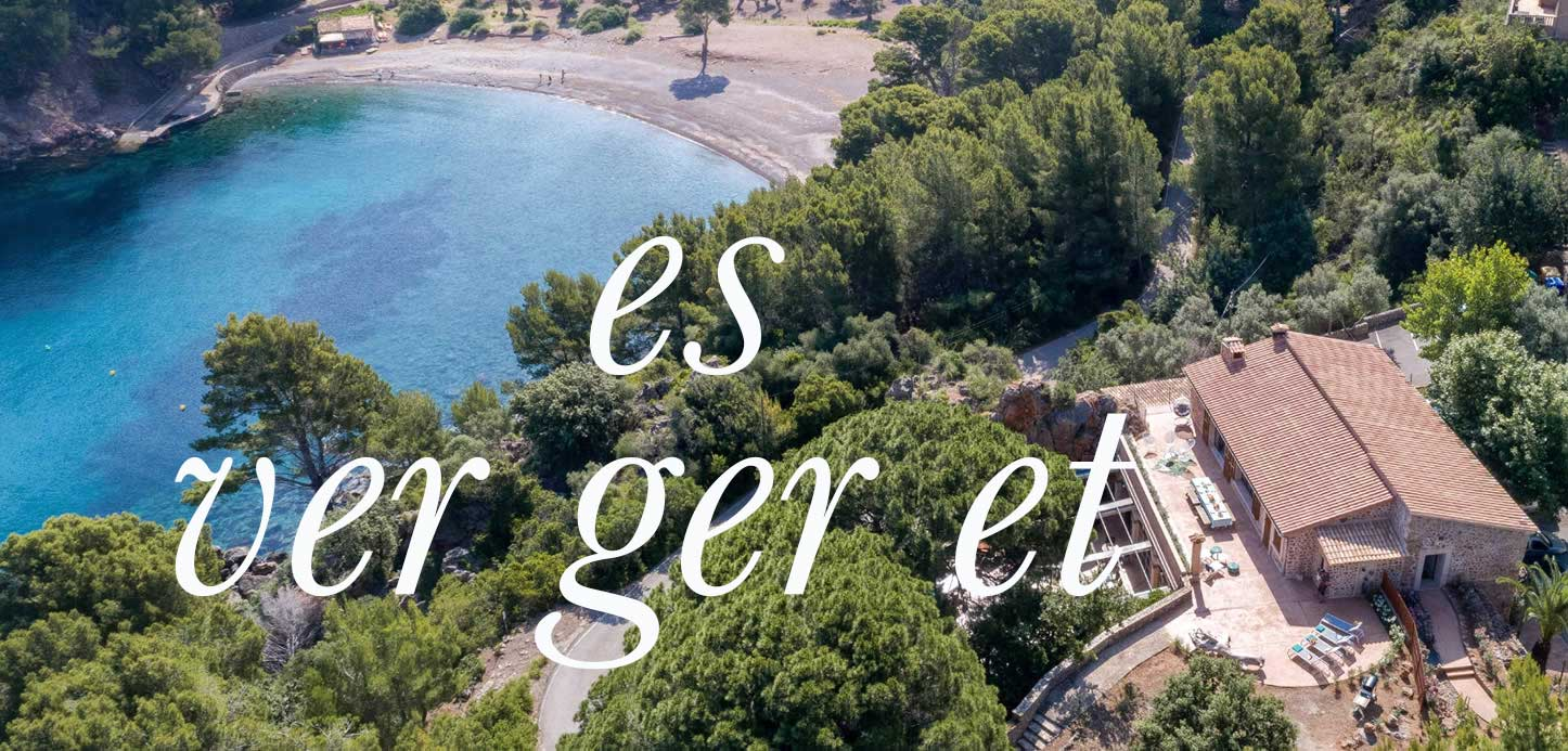 Ferienhaus in Cala Tuent Mallorca