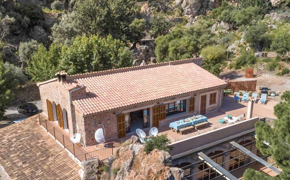 Ferienwohnung Cala Tuent, Mallorca