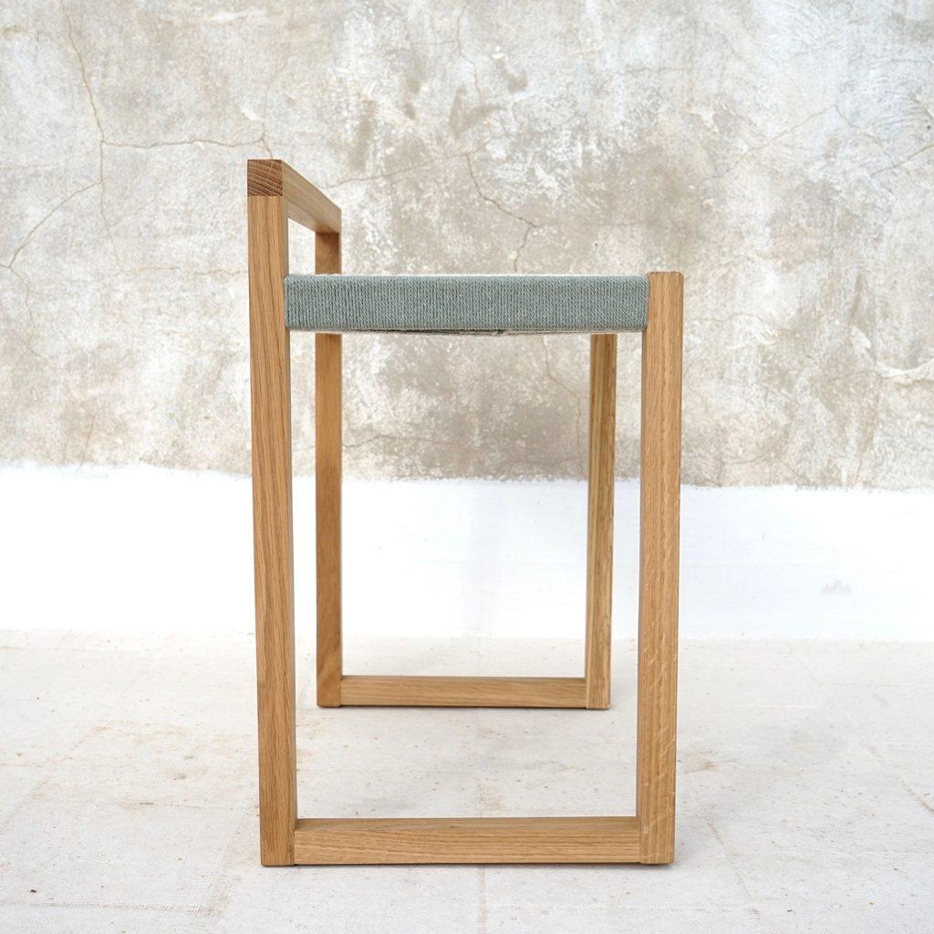artisan studio jaia furniture design mallorca palma chair interior maker lokal local handmade weaver weaving sustainable