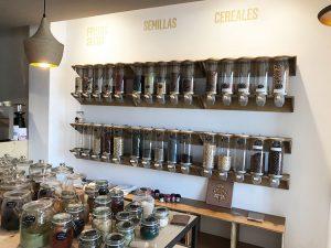 palma shop cafe palma sta catalina vegan groceries zerowaste mallorca plasticfree granel unverpackt nu