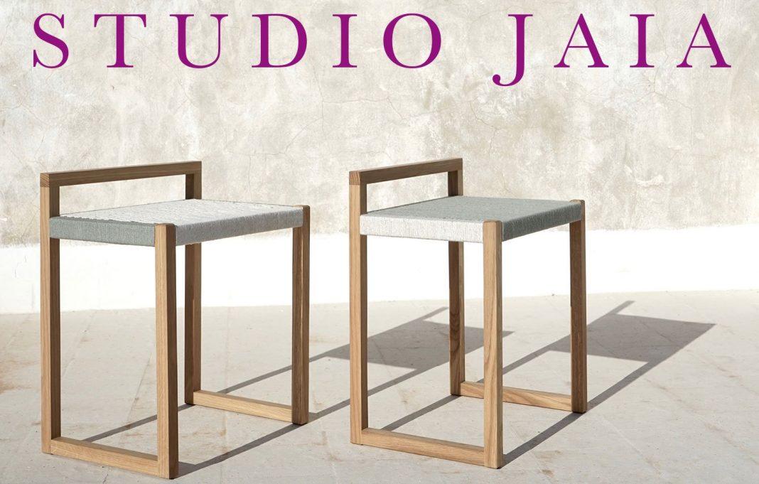 crafts pure homes mallorca modern elegant beauty pattern craft natural stool artisan studio jaia furniture design mallorca palma chair interior maker lokal local handmade weaver weaving sustainable