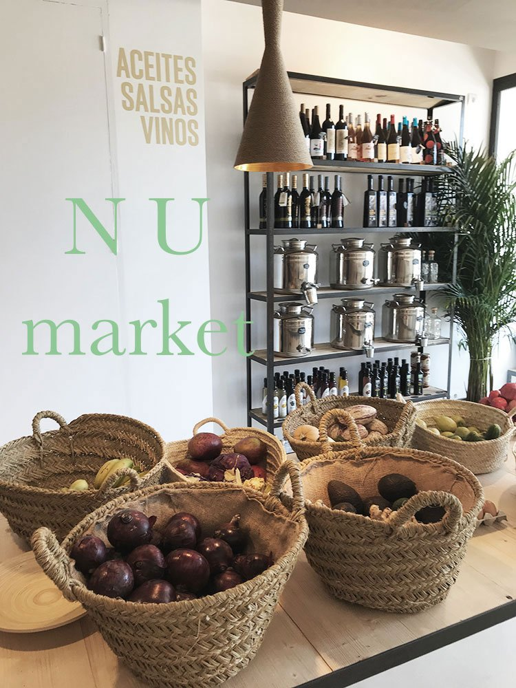 NU Market - zero waste grocery shop and organic café…