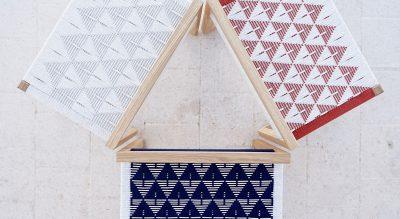 mallorca modern elegant beauty pattern craft natural stool artisan studio jaia furniture design mallorca palma chair interior maker lokal local handmade weaver weaving sustainable