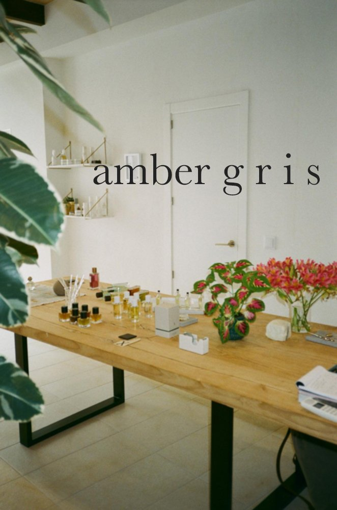 Ambergris Parlour is Palma's sanctuary for planet-conscious beauty and perfume. sustainable fairtrade ethical cosmetic beauty perfumes
