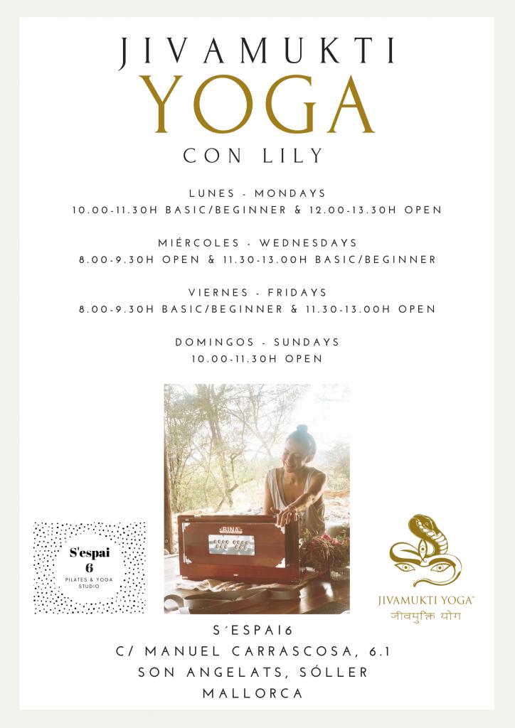 lily sielaff jivamukti yoga mallorca vinyasa