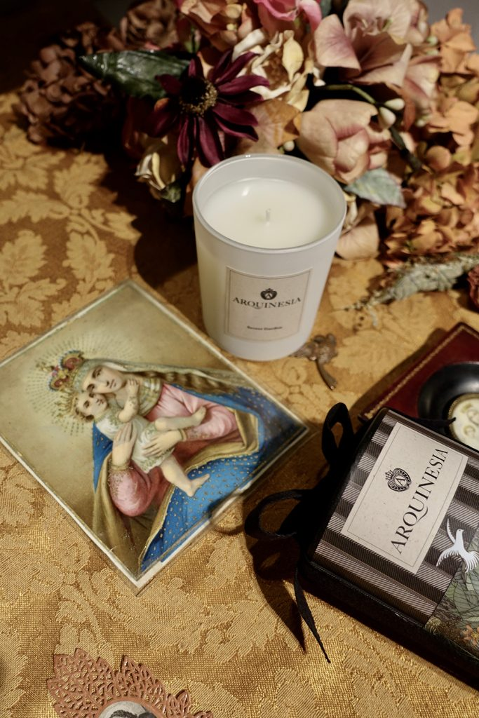arquinesia perfumes mallorca balance mallorcalma palma balears antique scented candle vela perfumada duftkerze