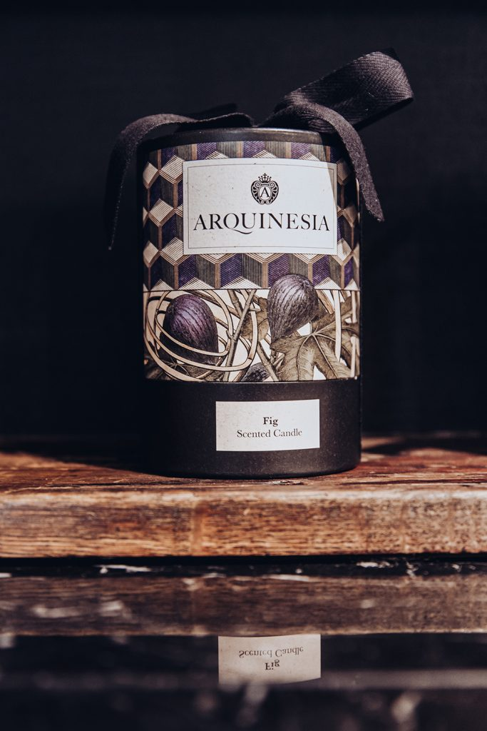 arquinesia perfumes mallorca balance mallorcalma palma balears antique scented candle vela perfumada duftkerze fig feige higo