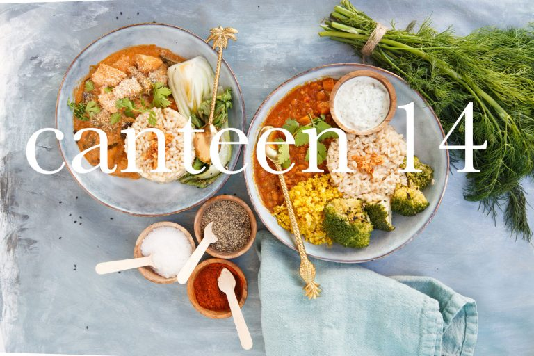 Canteen 14 / nourishing and healthy 'bowls-for-the-soul'