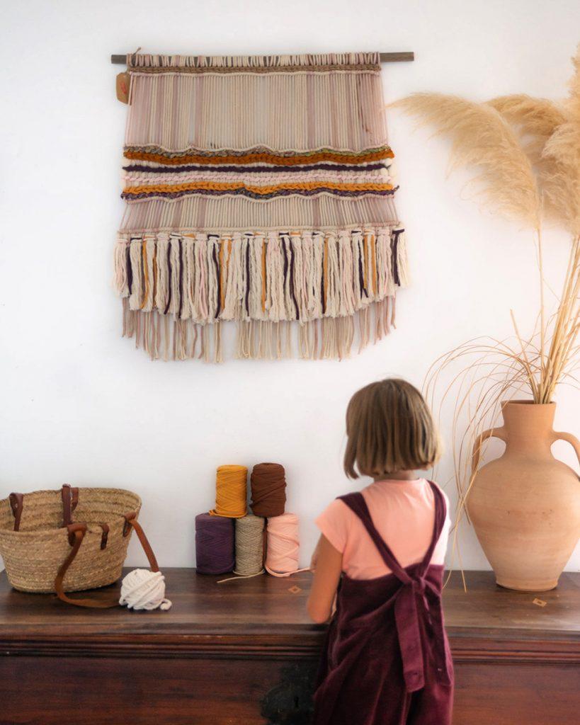mallorca.macrame.wall.hanging.decoration.interior.handmade