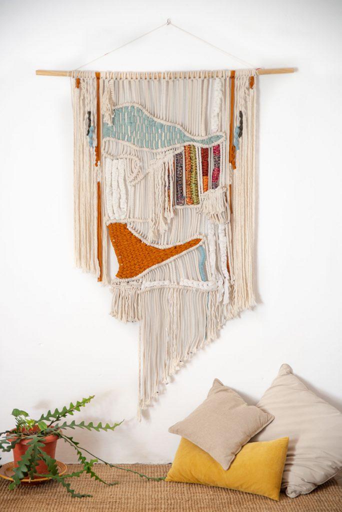 mallorca.macrame.wall.hanging.decoration.interior.handmade.casas.fincas.retro