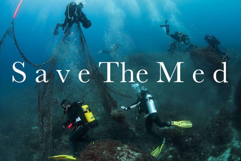 Save The Med / salvemos el Mar Mediterráneo