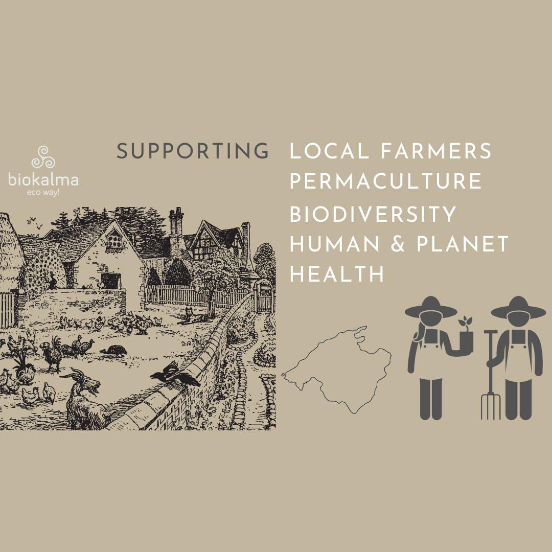 biokalma.local.farmers.permaculture.biodiversity.human.planet.health.mallorca