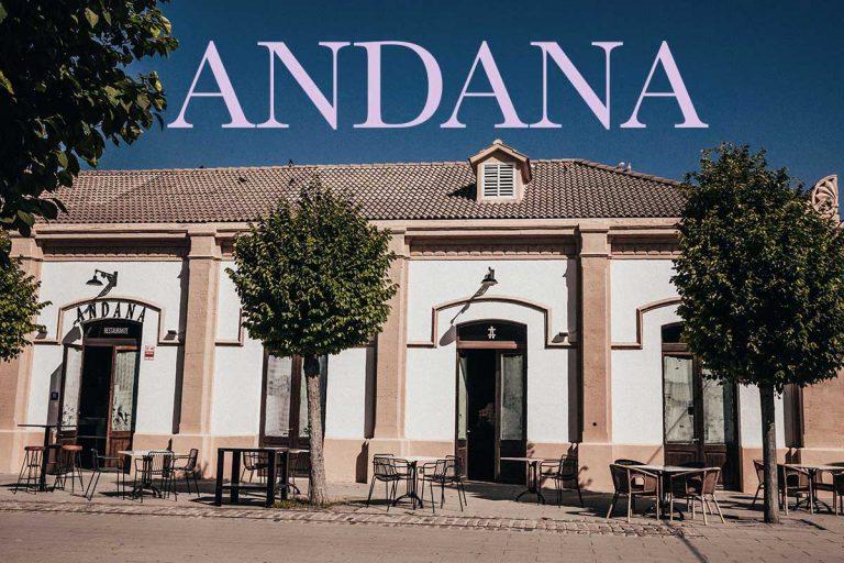 Restaurant Andana by Maca de Castro in Palma