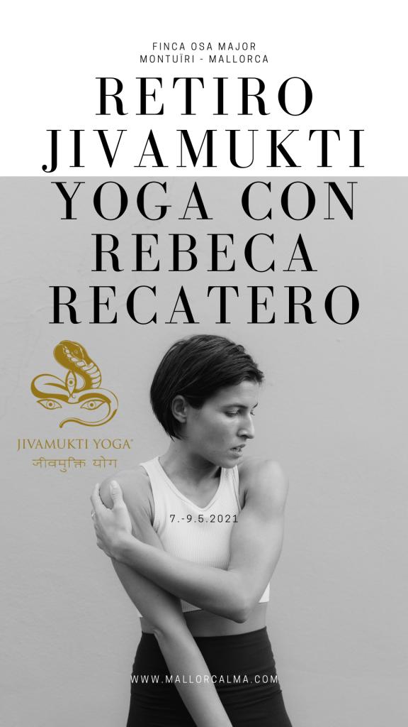 retiro jivamukti yoga retreat rebeca recatero mallorca osa major finca meditacion teacher