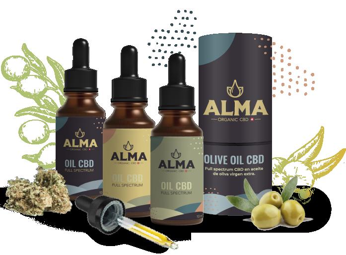 ALMA.aceite.CBD.beneficios.oliva.Mallorca.nature.medecine.remedy