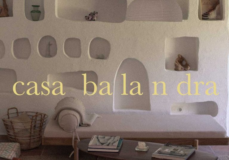 Casa Balandra / spend your holiday in an artists home