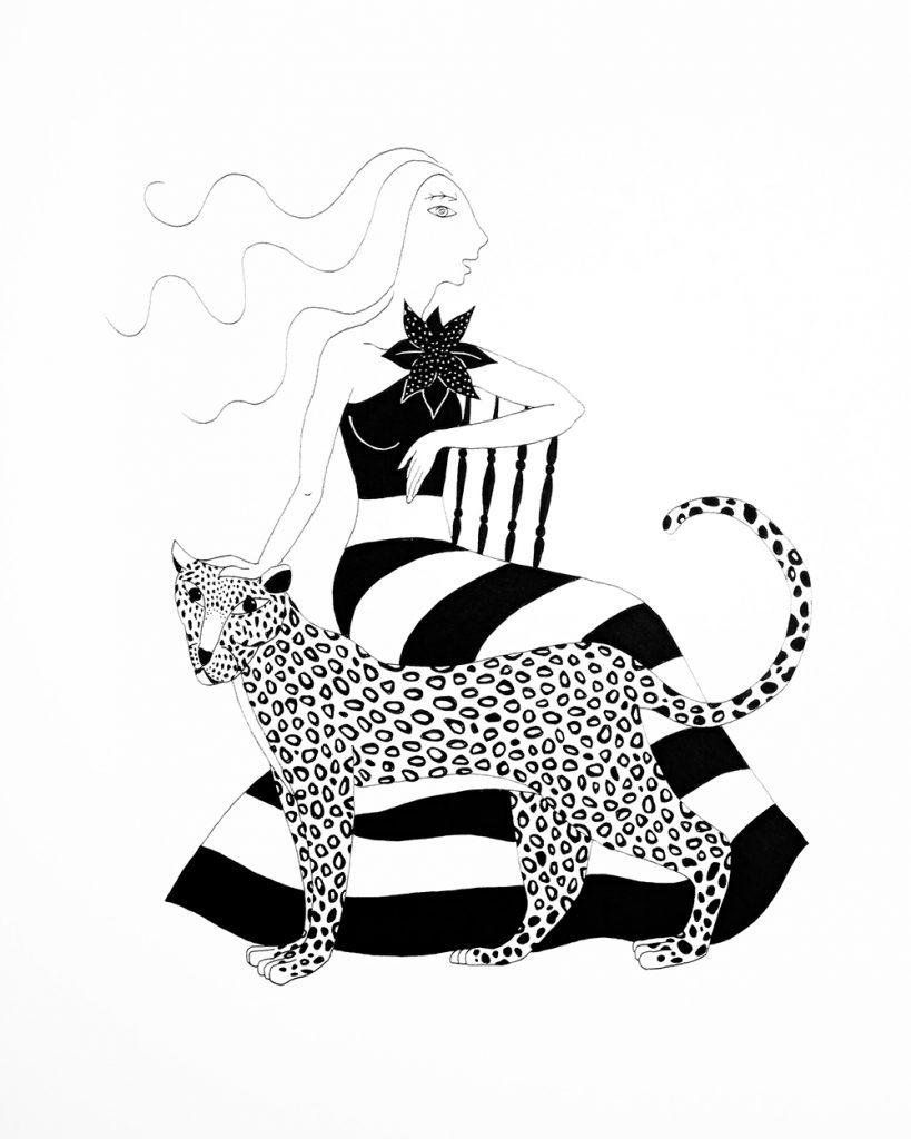 alexis.ceball.artista.mallorca.ilustraciones.entrevista.pantera