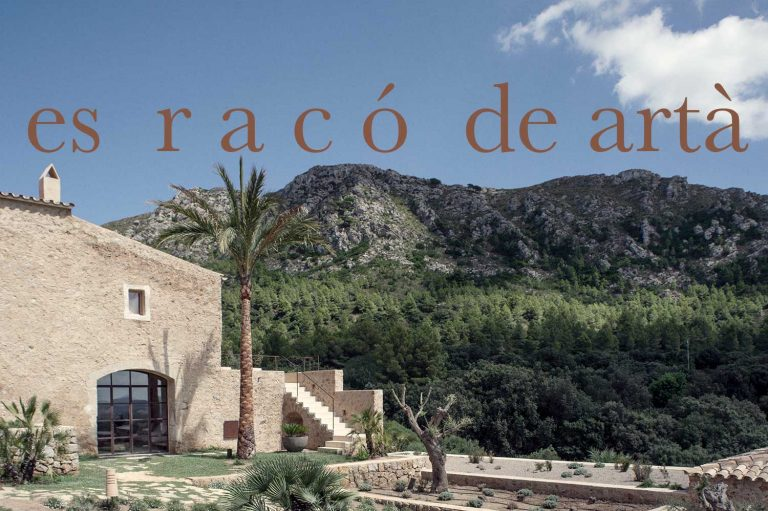 Es Raco d'Arta a holistic retreat inspired by the silence of nature