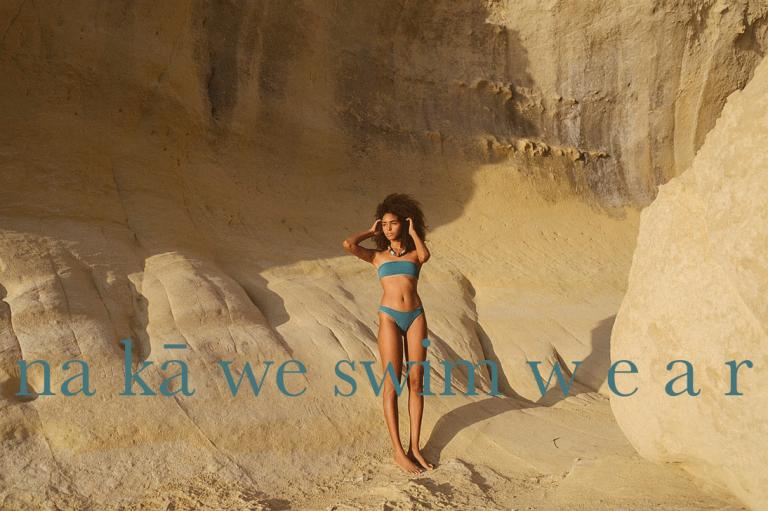 Nakāwe Swimwear / biodegradable, made in Mallorca