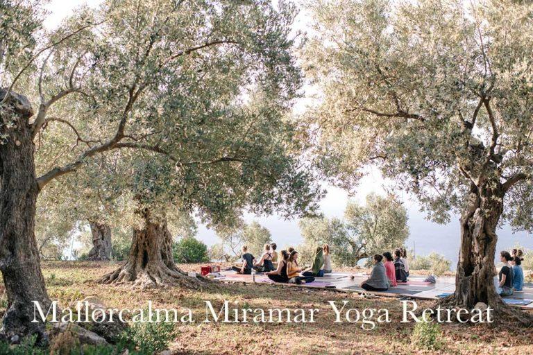 Mallorcalma MAR Y MONTAÑA (mountains and sea) Jivamukti Yoga RETREAT, May 2021
