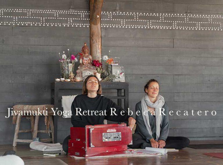 Jivamukti Yoga Retreat Rebeca Recatero Osa Major Mallorca