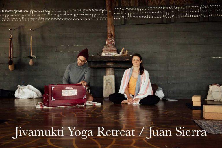 Jivamukti Yoga Retreat Juan Sierra Osa Major Mallorca