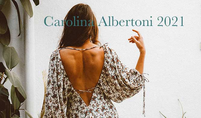 New Work for Carolina Albertoni