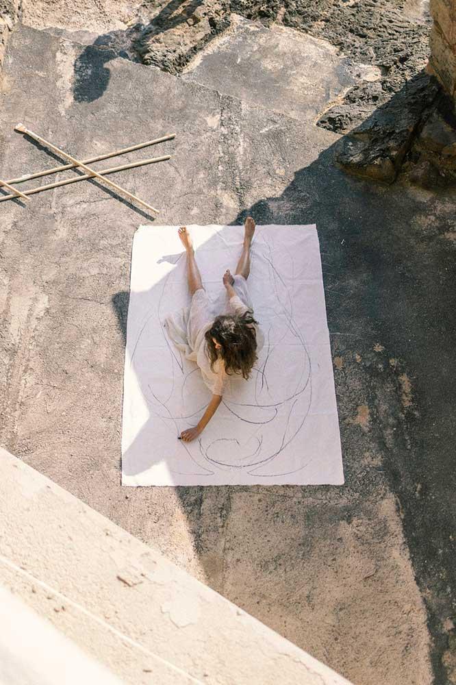 art.mallorca.artist.anna.alexandra.painter.ceramic.mask.mallorcalma.lily.sielaff